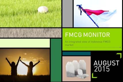 FMCG MONITOR AUGUST 2015