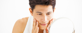 Chinese male grooming: both functional and emotional matters