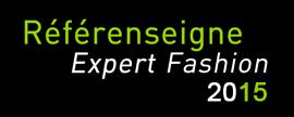 Référenseigne Expert Fashion 2015 – CAM Juin 2015