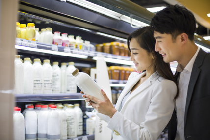 China FMCG market offline and online rebalancing has started