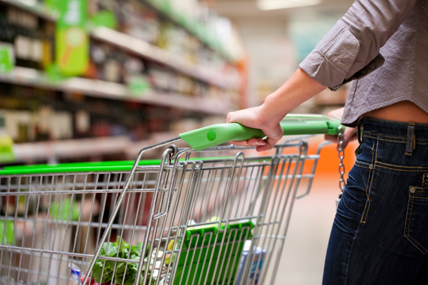 The latest supermarket share figures show a year-on-year growth in sales of 2.1% across the Irish grocery market.