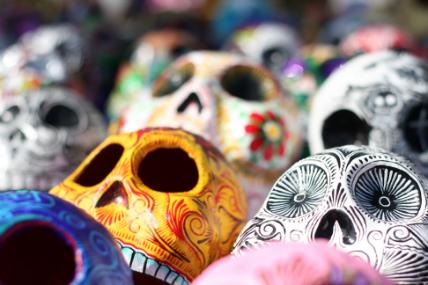 Día de muertos, una tradición muy viva