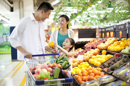 The growth of total Chinese FMCG market continued to slow as this quarter grew by 4.3%