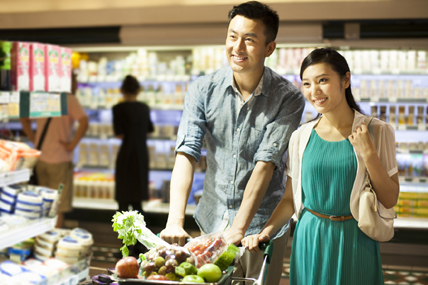 Retailers competition is intensified at regional level