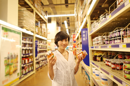 The growth of the Chinese FMCG market continues to grow slowly with 2.6% compared to the same period last year.