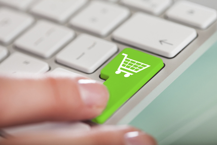 Around 6.1% of Portuguese families purchased online during the last 12 months.