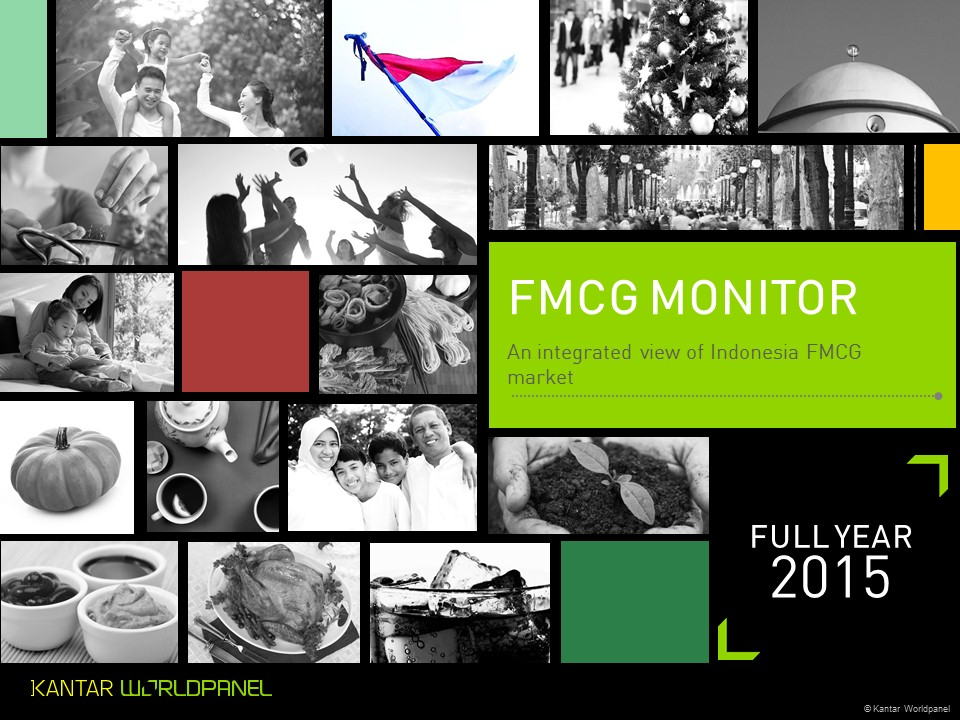 FMCG MONITOR FULL YEAR 2015