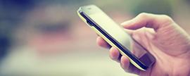 """Marché du mobile """"plus de croissance à 2 chiffres"""""""
