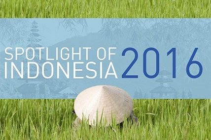 SPOTLIGHT OF INDONESIA 2016