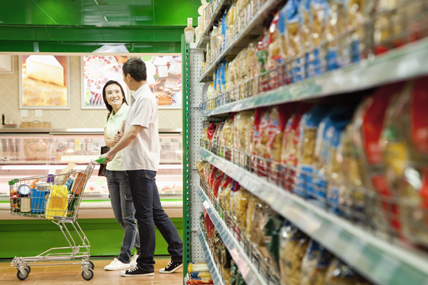 consumer spending on FMCG in China grew by 0.6% this period, the lowest rate of growth 2016 so far.