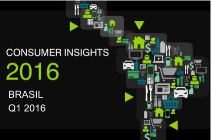 Retração de consumo menor no 1º trimestre de 2016