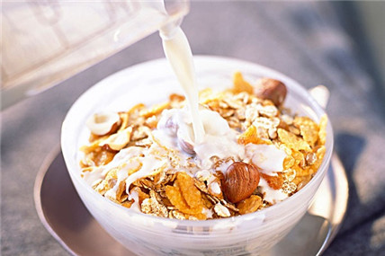 The next breakfast icon: Cereal?
