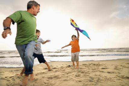 Los niños y el consumo en verano
