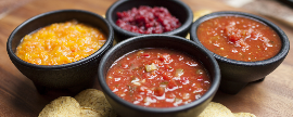 El alma de la cocina mexicana: la salsa