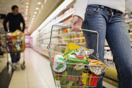 """El 46% del presupuesto del shopper está destinado a """"Compras medianas"""", las cuales están creciendo."""