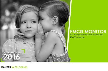 FMCG MONITOR Q3 & OCTOBER 2016