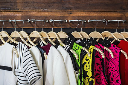 The British fashion market - including clothing, footwear and accessories - continues to decline