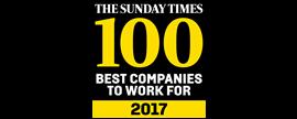 Kantar Worldpanel ranks in Top 100 Best Companies