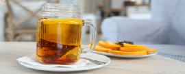 Para dormir plácidamente:el té