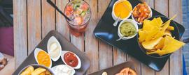 Las comidas principales impulsan el consumo fuera