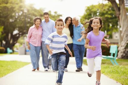 Familias grandes, quienes más consumen