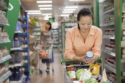 Local retailers are aggressive in China
