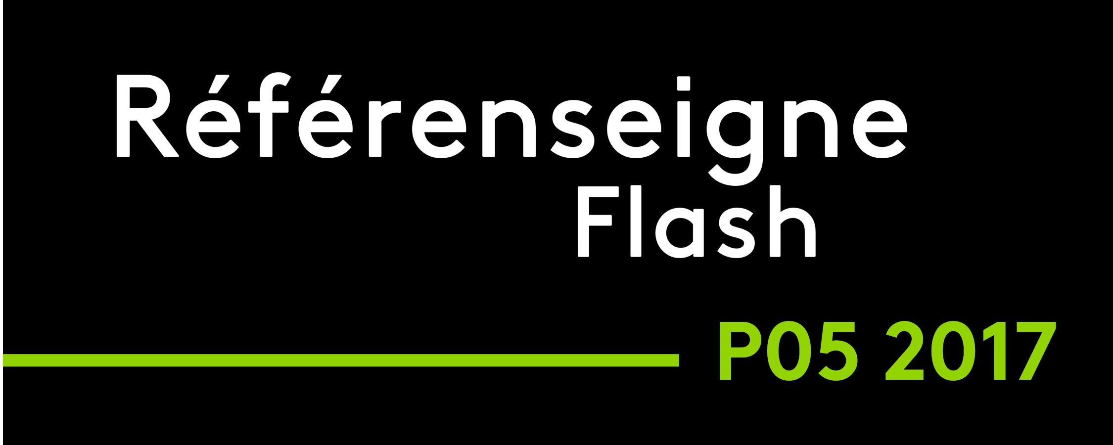Tendances Consommation et Enseignes P05 2017
