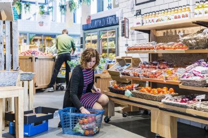 En el Q1´17 el consumo del hogar creció 8%, en donde el 64% lo generan las empresas locales.