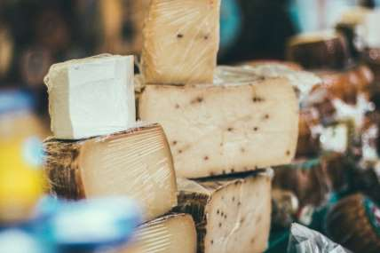 Cheese delivering firm growth