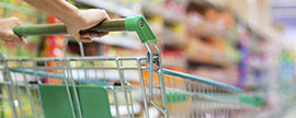 UK: Highest supermarket sales growth in five years