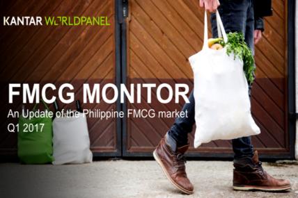 FMCG Monitor: Q1 2017