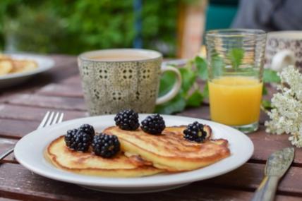 Los hot cakes ocupan el 8° lugar de opciones para desayunar