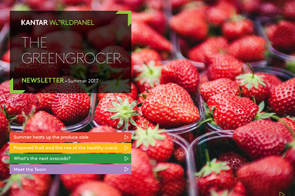 The Green Grocer - August edition