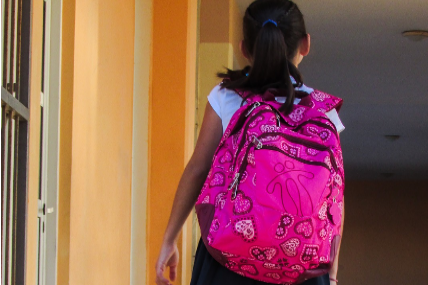 Las mochilas también se renuevan para el regreso a clases, 4 de cada 10 familias los sumó a las compras