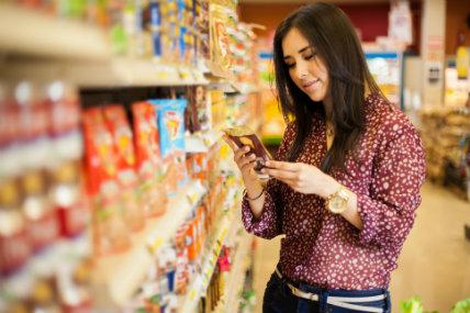 La importancia de las etiquetas en el shopper