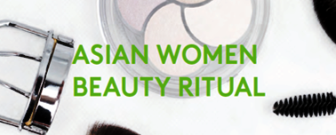 Asian Women Beauty Ritual