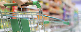 Supermarket sales not dampened by summer showers