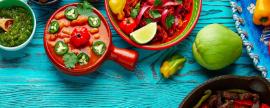 De chile, mole y… salsas