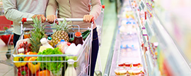 Supermarkets sweep up 17 months of growth in UK