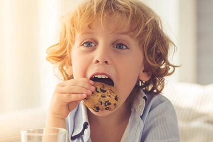 Le goûter des enfants  de 3 à 10 ans