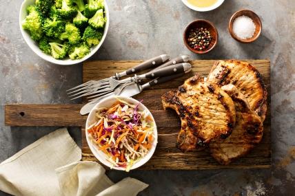 No hogwash as pork outperforms other proteins