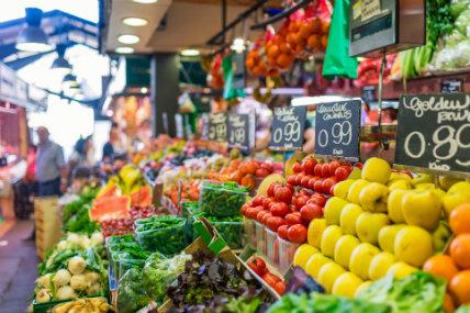 El shopper chileno se ha volcado a las Ferias para adquirir productos de la canasta de consumo masivo.