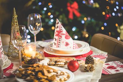 En diciembre los hogares gastan más en productos relacionados con la elaboración de los platillos para celebrar