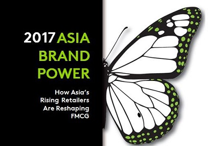Asia brand power explores how these innovative local retailers reshape Asia FMCG market