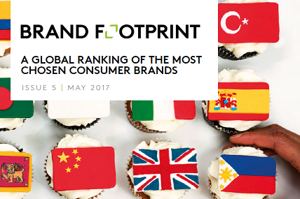 The top 10 FMCG brands by sector were bought by the most consumers the most often in Vietnam