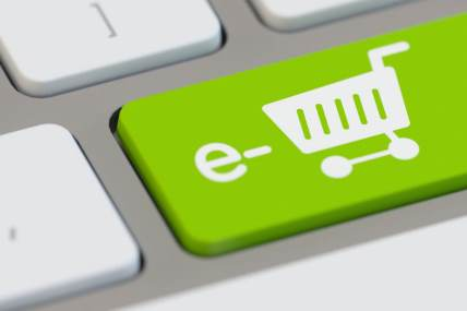 Online shoppers tend to spend three to four times more than they would on an average shopping trip