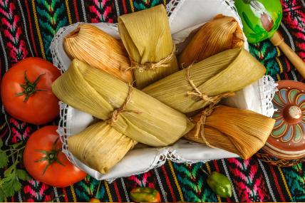 Prácticamente a todos los mexicanos les gustan los tamales, pero quienes más los consumen son las personas mayores de 50 años