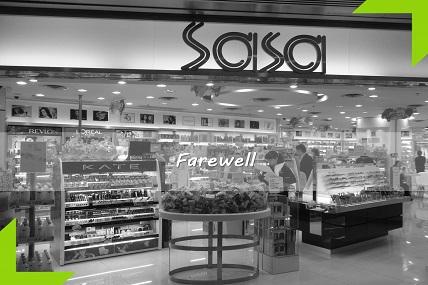 電商與美妝店夾擊 莎莎Sasa道別台灣