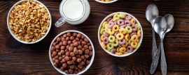 El cereal es un alimento infalible en la dieta familiar