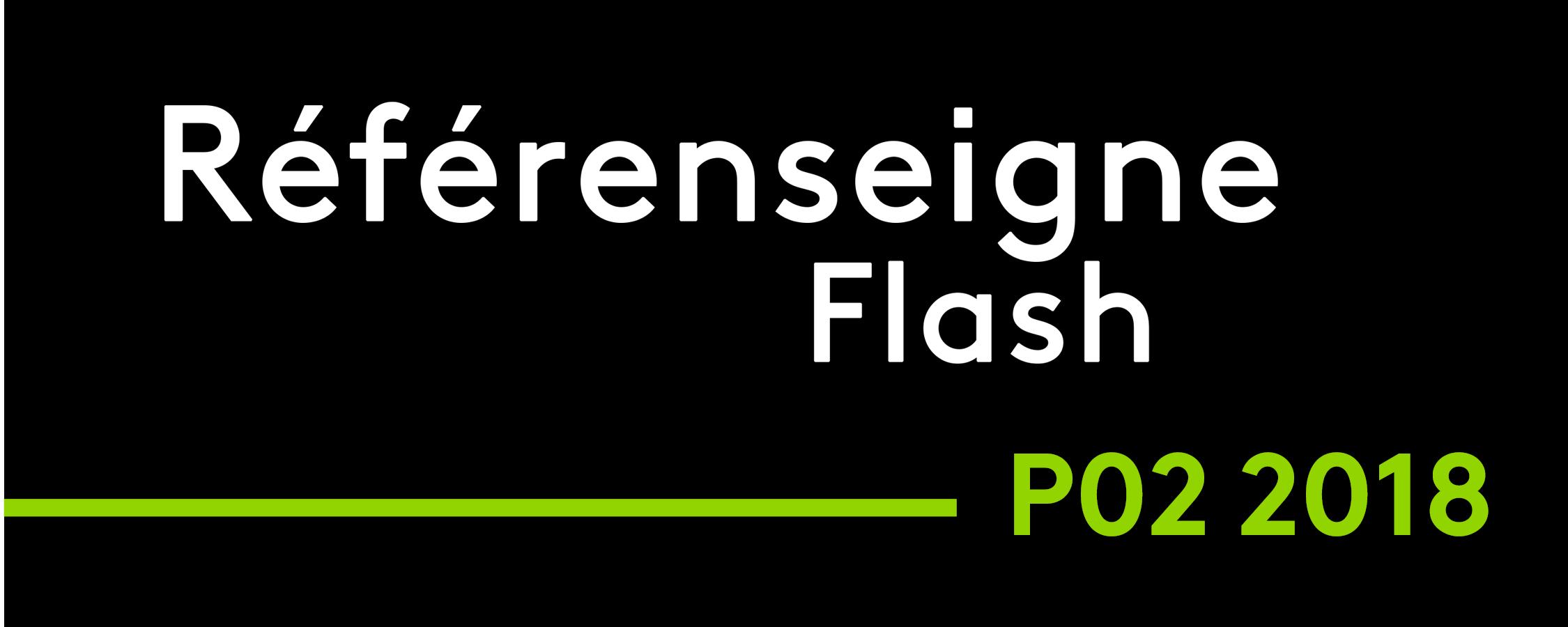 Flash Spécial Promo / Enseignes P02 2018